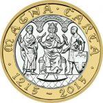 2015 Magna Carta £2 Image