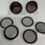 10p FOAM COIN CAPSULES Image