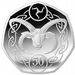 Isle Of Man Ram 50p Image
