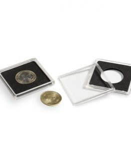 Square Foam Coin Capsules