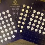 Perforated 10p, 50p, £2 Coin Inserts Image